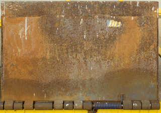 Rusty metal 0034