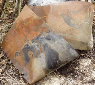 Rusty metal 0052