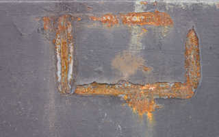 Rusty metal 0072