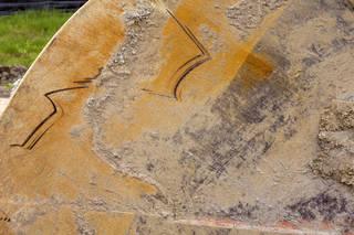 Rusty metal 0131