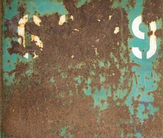 Rusty metal 0159