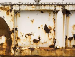 Rusty metal 0172