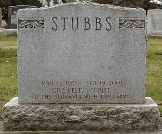 Tombstones 0121