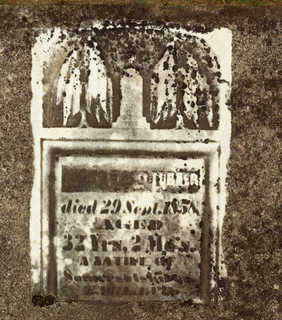 Tombstones 0199