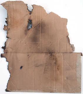 Burnt paper 0001