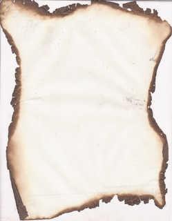 Burnt paper 0006