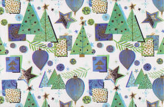 Wallpaper and wrapping paper 0011