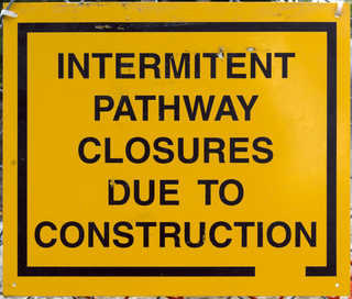 Construction signs 0010