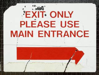 Public signs 0024