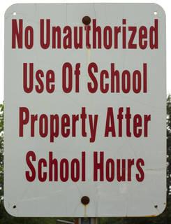 Public signs 0029
