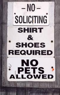 Public signs 0065