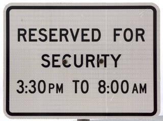 Public signs 0069