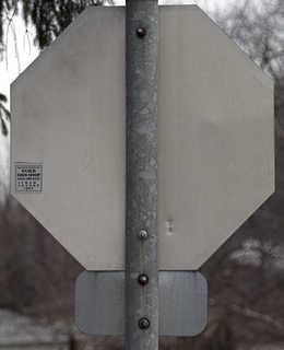 Sign backsides 0005