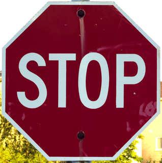 Traffic signs 0097