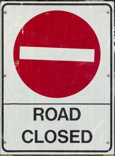 Traffic signs 0104