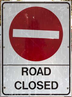 Traffic signs 0105