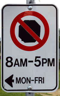 Traffic signs 0116