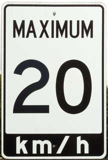 Traffic signs 0124
