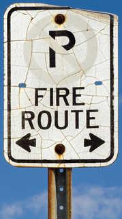Traffic signs 0126