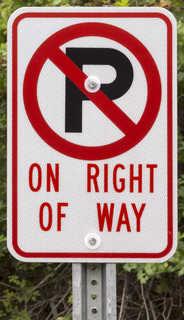 Traffic signs 0159