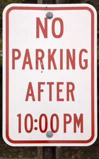 Traffic signs 0181