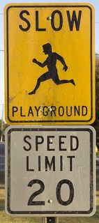 Traffic signs 0185