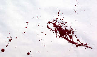 Blood splatters 0004