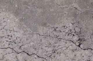 Damaged asphalt terrain 0012