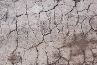 Damaged asphalt terrain 0020