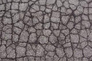 Damaged asphalt terrain 0028