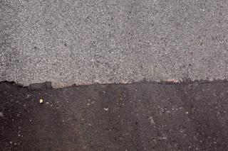 Damaged asphalt terrain 0031