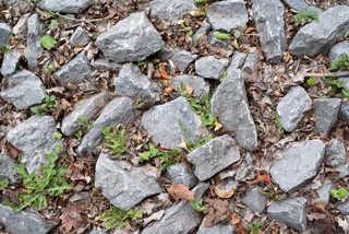 Gravel terrain 0010