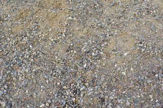 Gravel terrain 0016