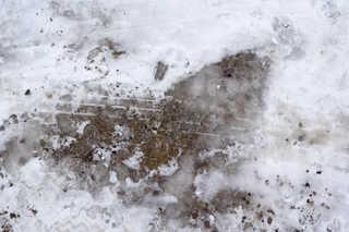 Snow terrain 0029
