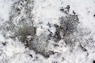 Snow terrain 0037