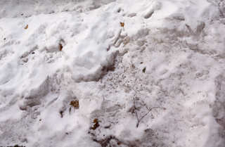 Snow terrain 0047