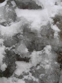 Snow terrain 0062