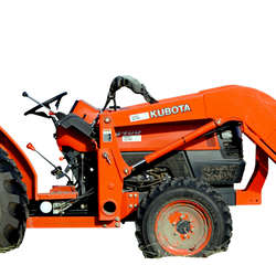 Construction and Farm Vehicles Category