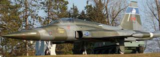 Military aircraft 0005