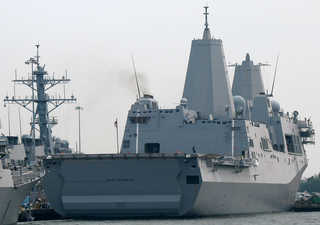 Military ships 0006