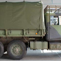Military Trucks Category