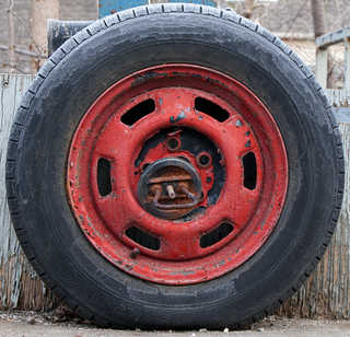 Tires and rims 0009