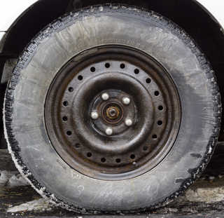 Tires and rims 0033