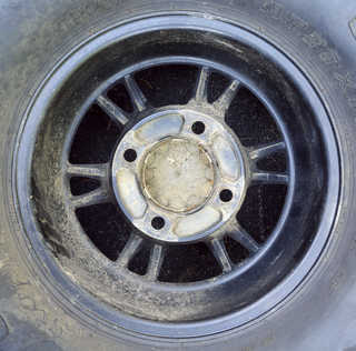 Tires and rims 0042