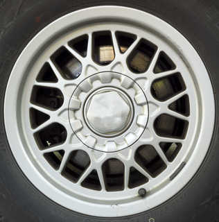 Tires and rims 0071