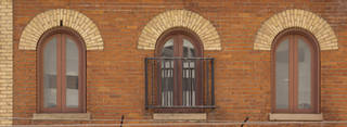 House windows 0097