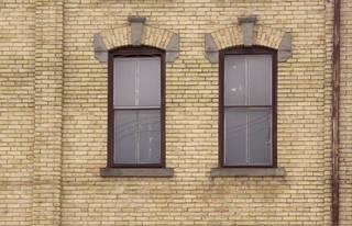 House windows 0107