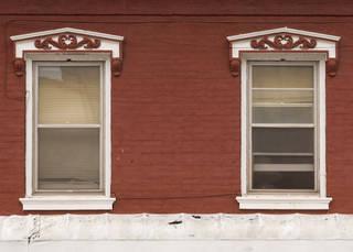 House windows 0110