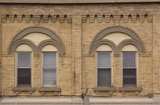 House windows 0113