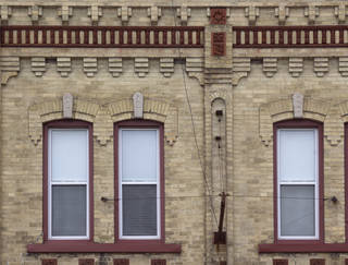 House windows 0120